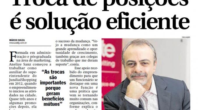 03.18.15 – Jornal De Jundiaí – Troca De Posições é Solução Eficiente