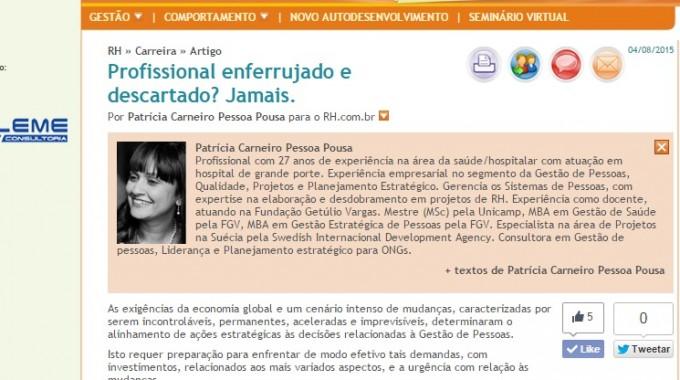 Patricia Pousa Prof Enferrujado Portal Rh
