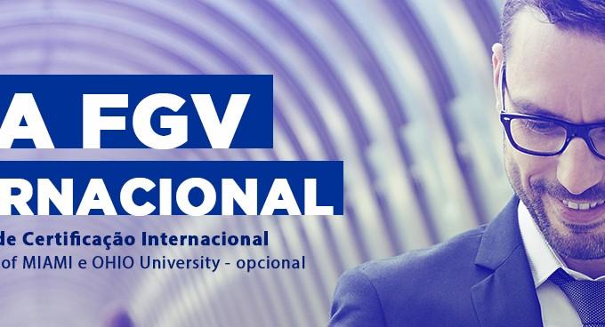 IBE Conveniada FGV Oferece Preços Diferenciados Nas Matrículas Até Dia 23