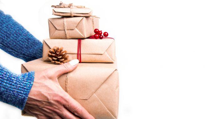 Intenção De Compras No Natal